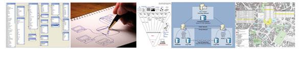 database esempi grafici