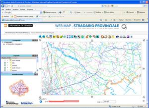 Stradario dinamico on-line