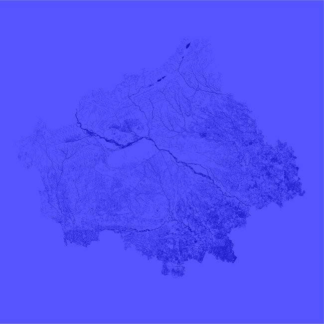 Carta delle acque naturali