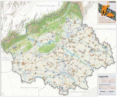 Siti Treviso - La Provincia di Treviso. Bilancio di otto anni di ...