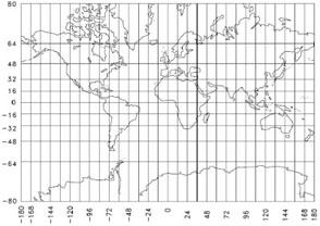 proiezione cartografica di mercatore